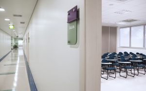 Salas de Aula com recurso multimídia