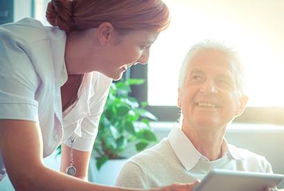 Especialização Técnica em Enfermagem em Envelhecimento