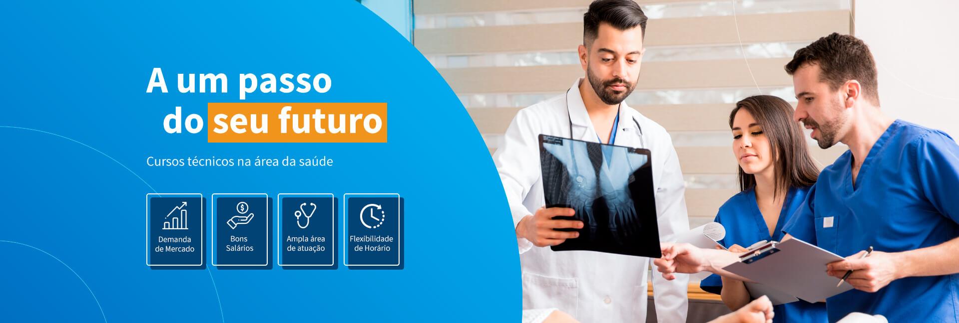 Cursos Técnicos na Área da Saúde no Hospital Oswaldo Cruz